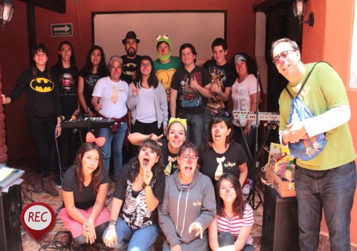The Lunaticos (imagen cortesia Atelier del Milagrito)